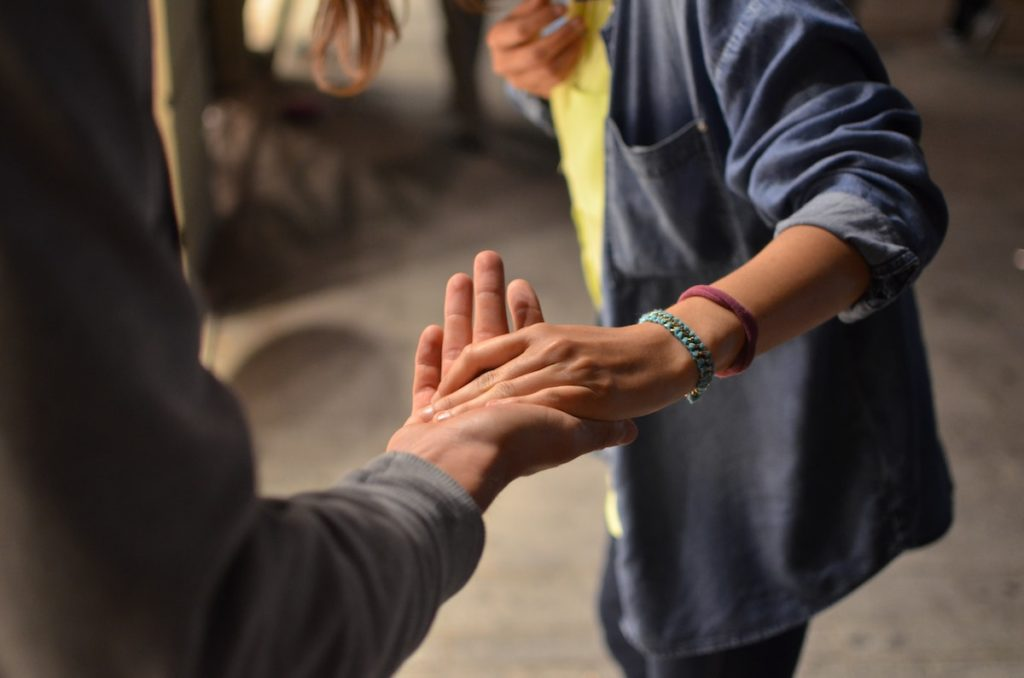 People reaching out to Triangle Charities & Organizations